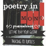 Poetry In Mono #4