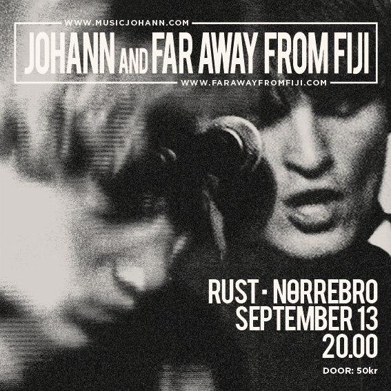 Rust - Far Away From Fiji & Johann