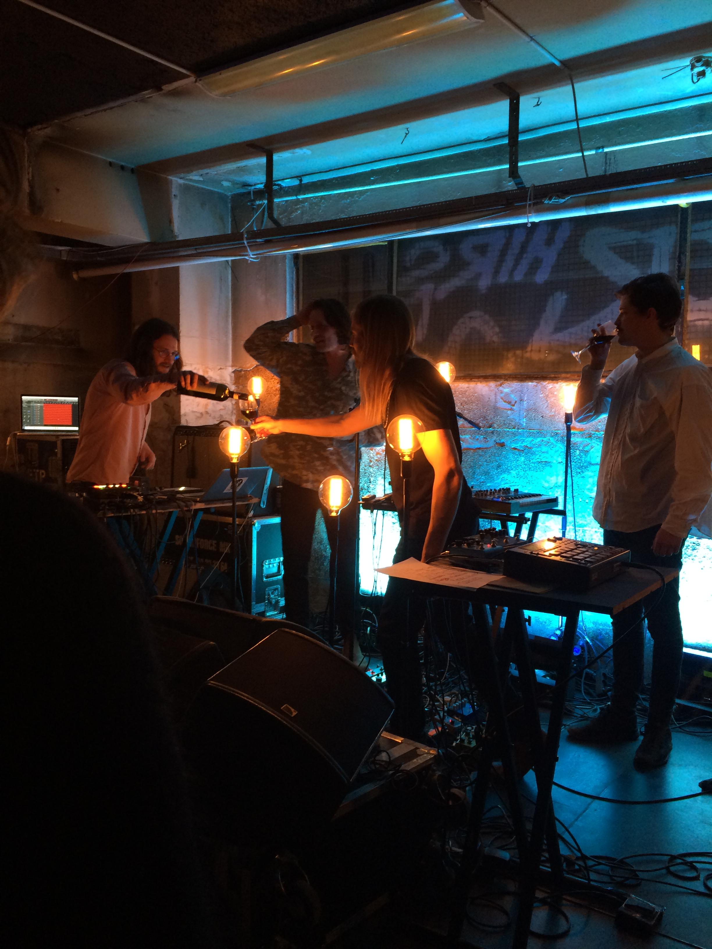 Liima @ Frost Festival på Hotel Astoria