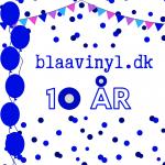 blaavinyl 10 år