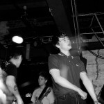 Iceages amerikanske debut, Public Assembly, Brooklyn. Juni 2011.